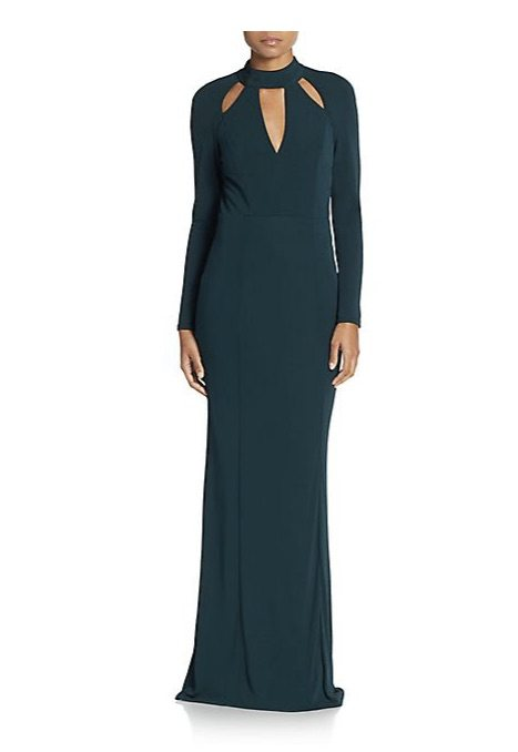 Cutout_Sheath_Gown_-_SaksOff5th